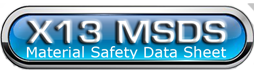 download the msds page for x13